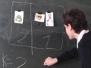 3ºESO - Clase de MAtemáticas entre los alumnos.