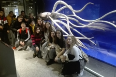 4ºESO - Visita al MNCN de Madrid
