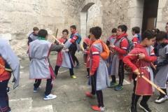 5ºEP - Castillo de Cuéllar